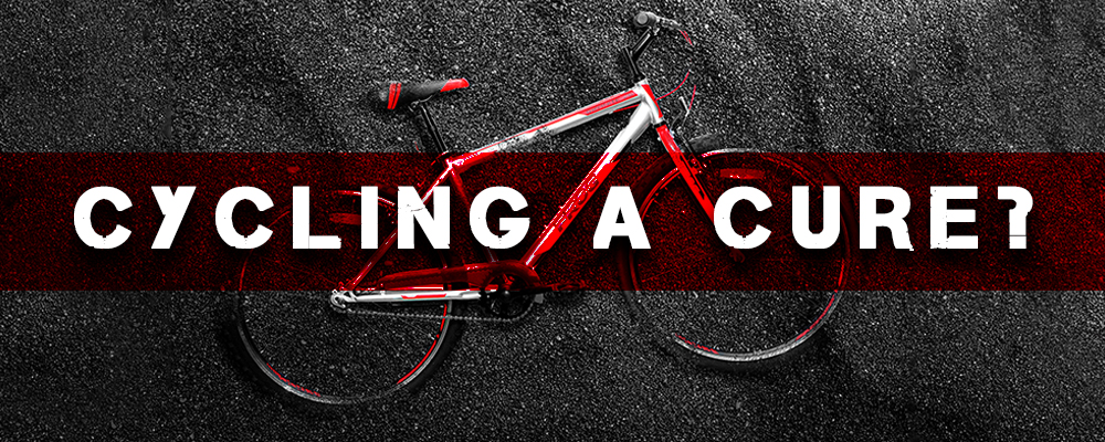 Midlife Crisis – Bicycling Comes To Rescue!
