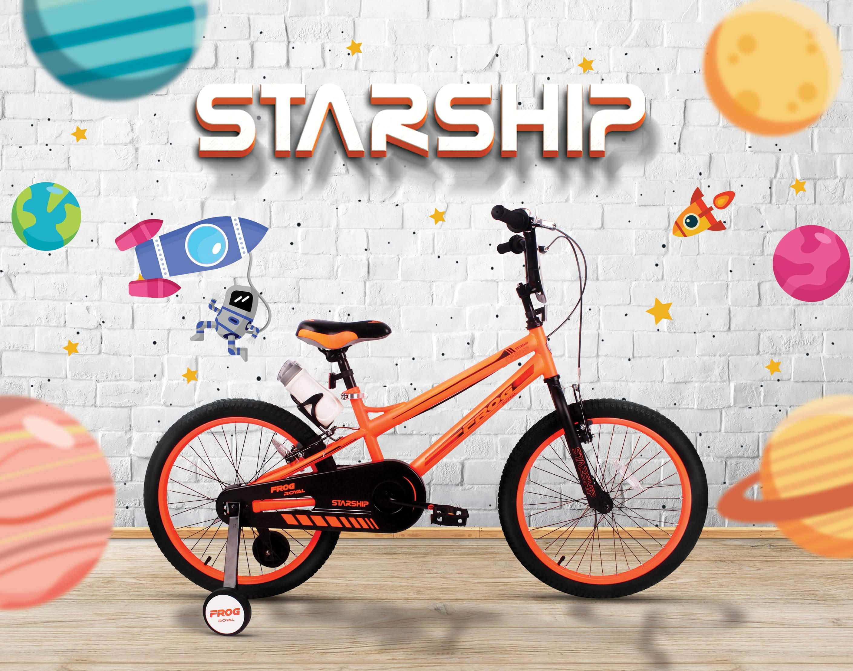 Starship 12 (Pink color) image 5
