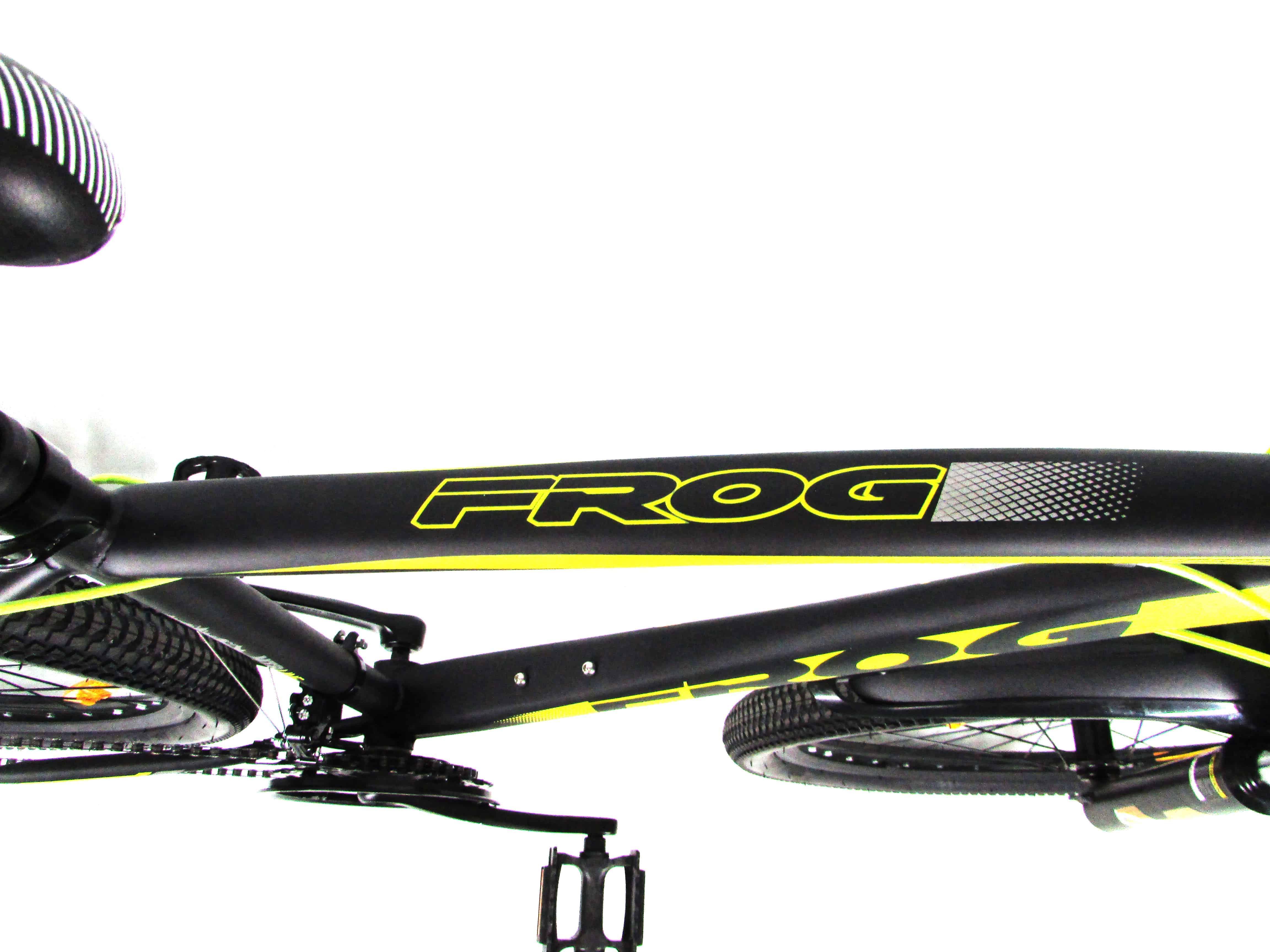 Vortex Z501 26 Black Yellow image 6