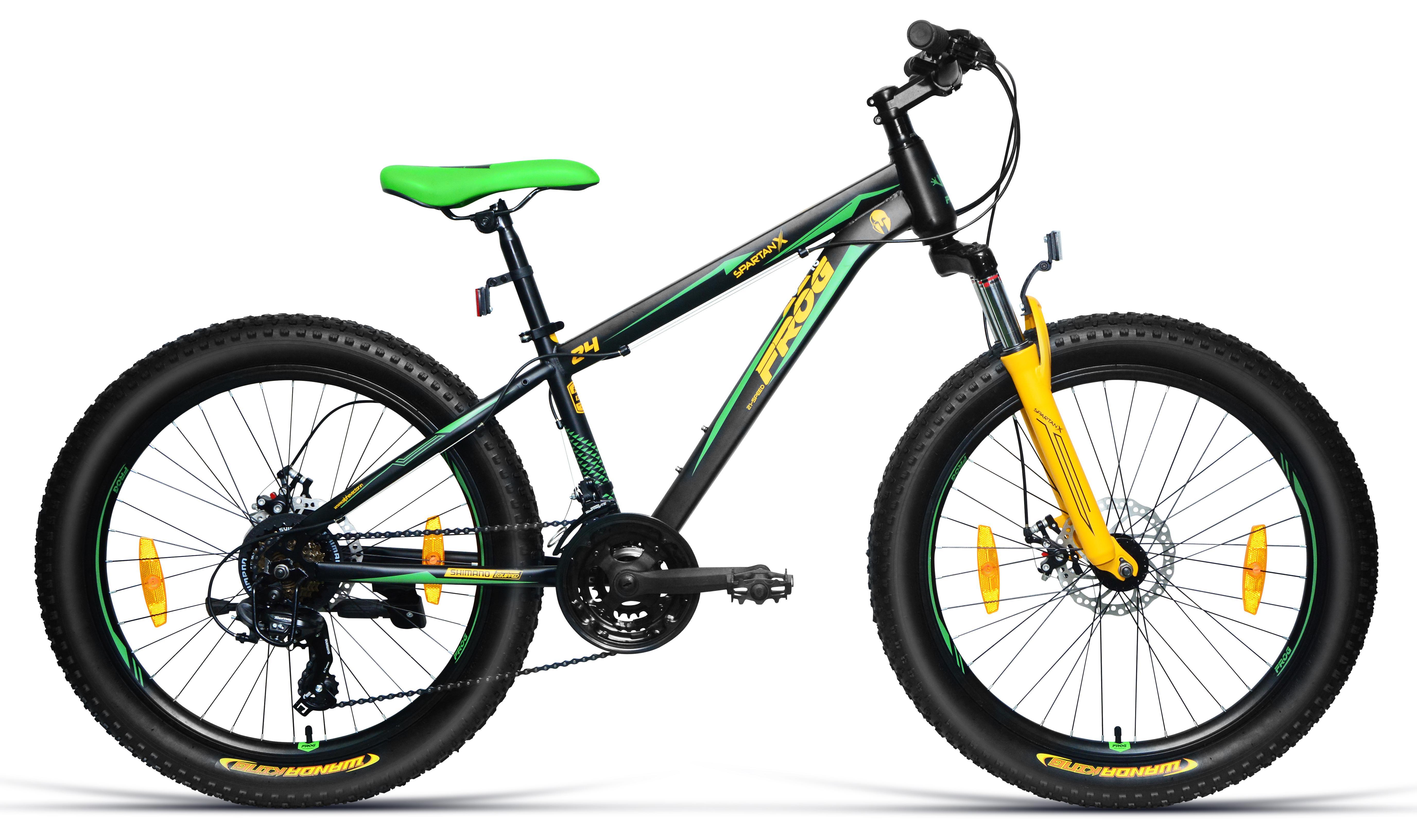 Spartan X 24 3 0 (Black Green color) image 1