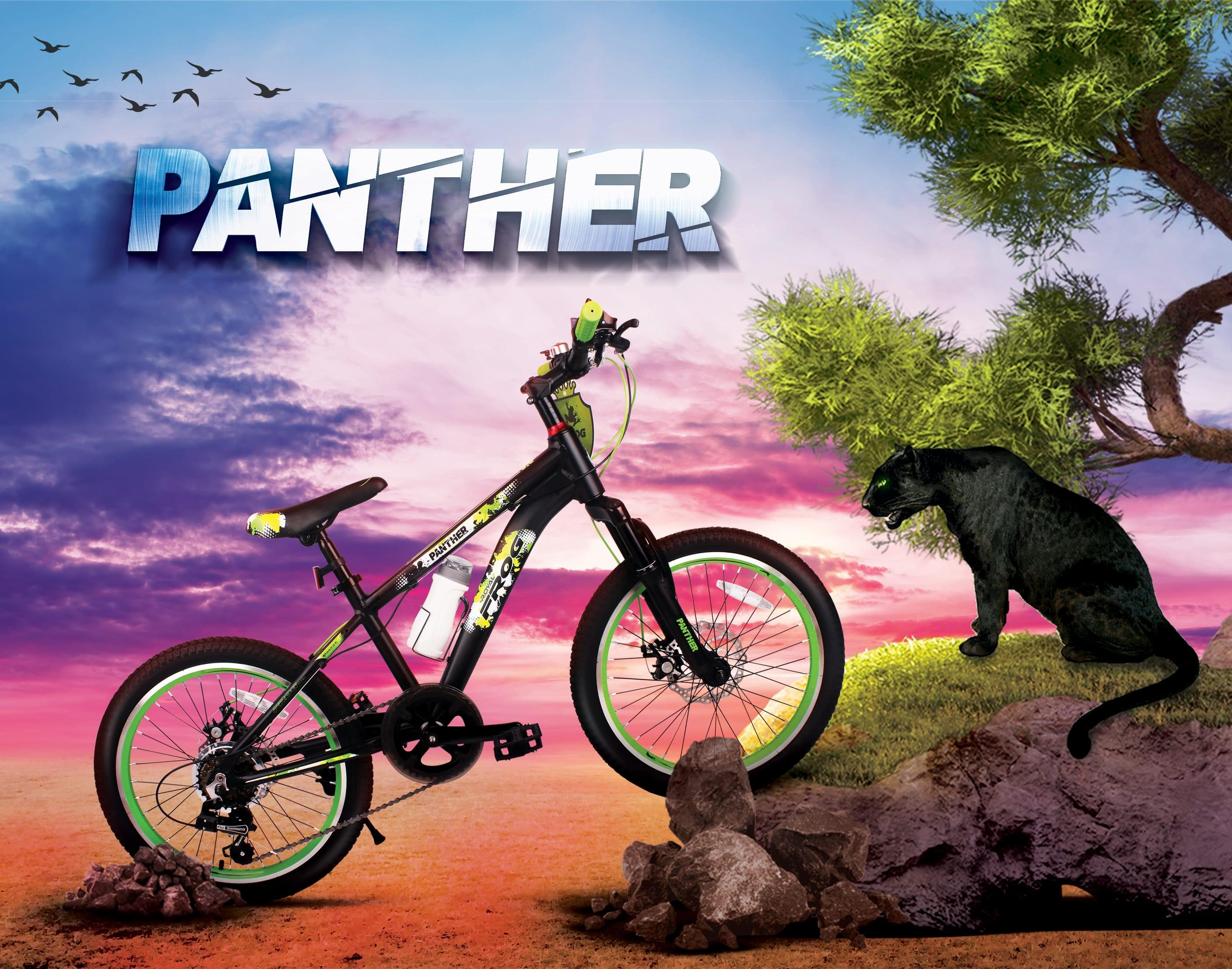 Panther 20 (Black color) image 4