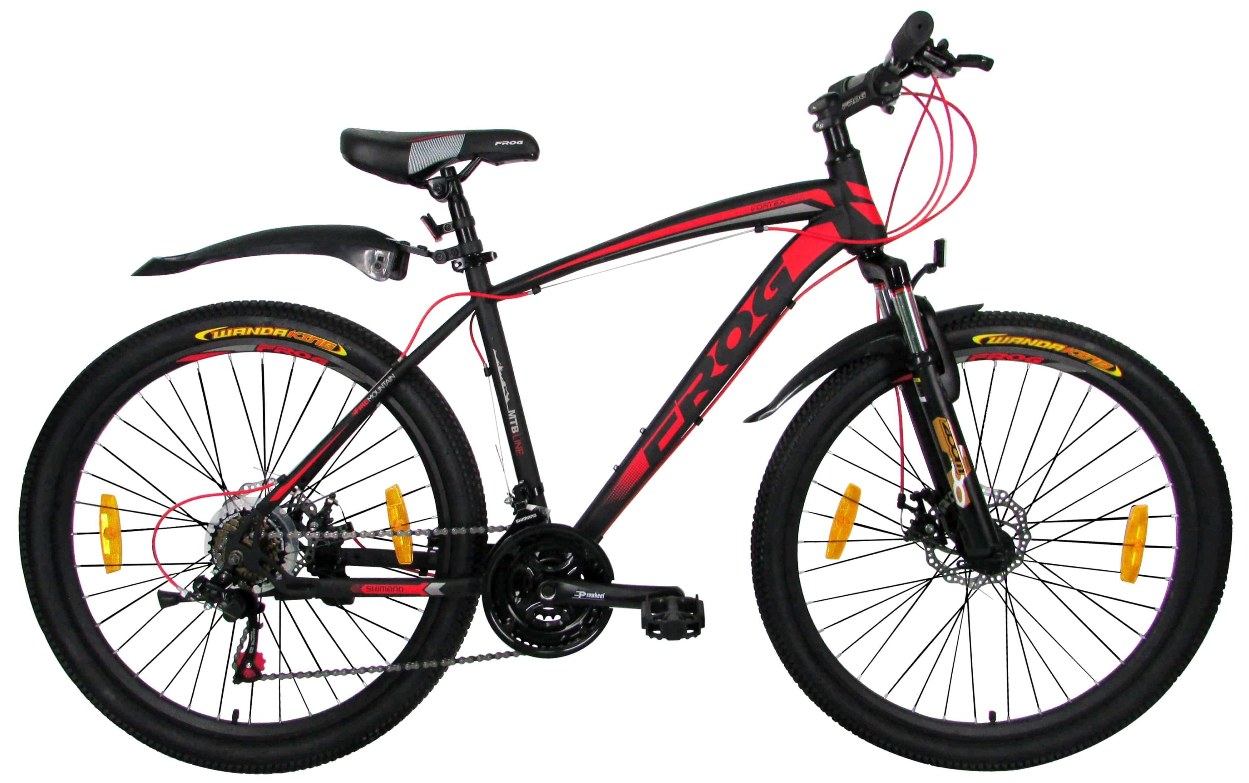 Vortex Z501 26 Black Red image 1