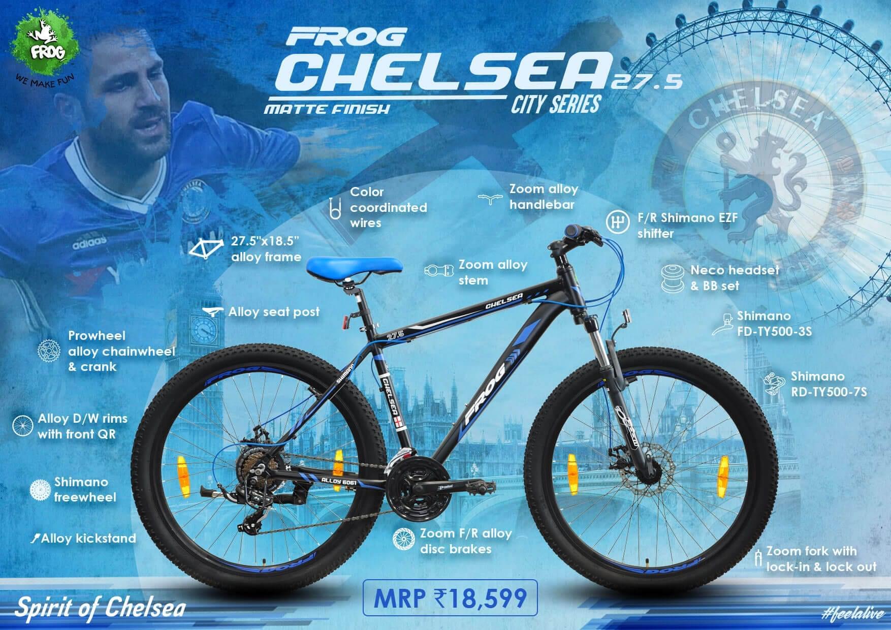 Chelsea 27 5 Black Blue image 2