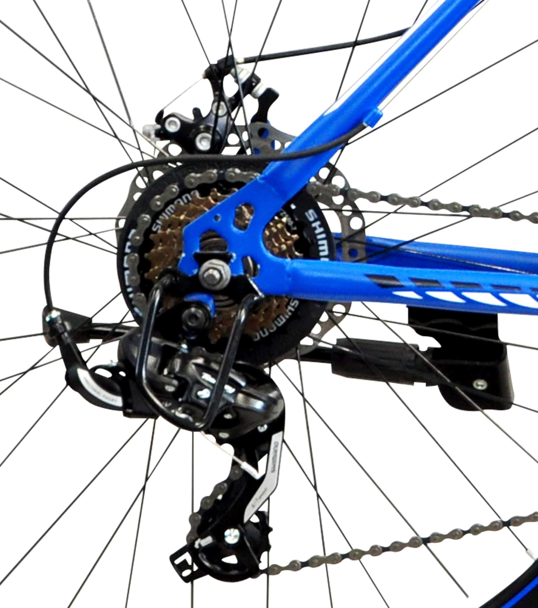 Viper X 101 27 5 Blue White image 3