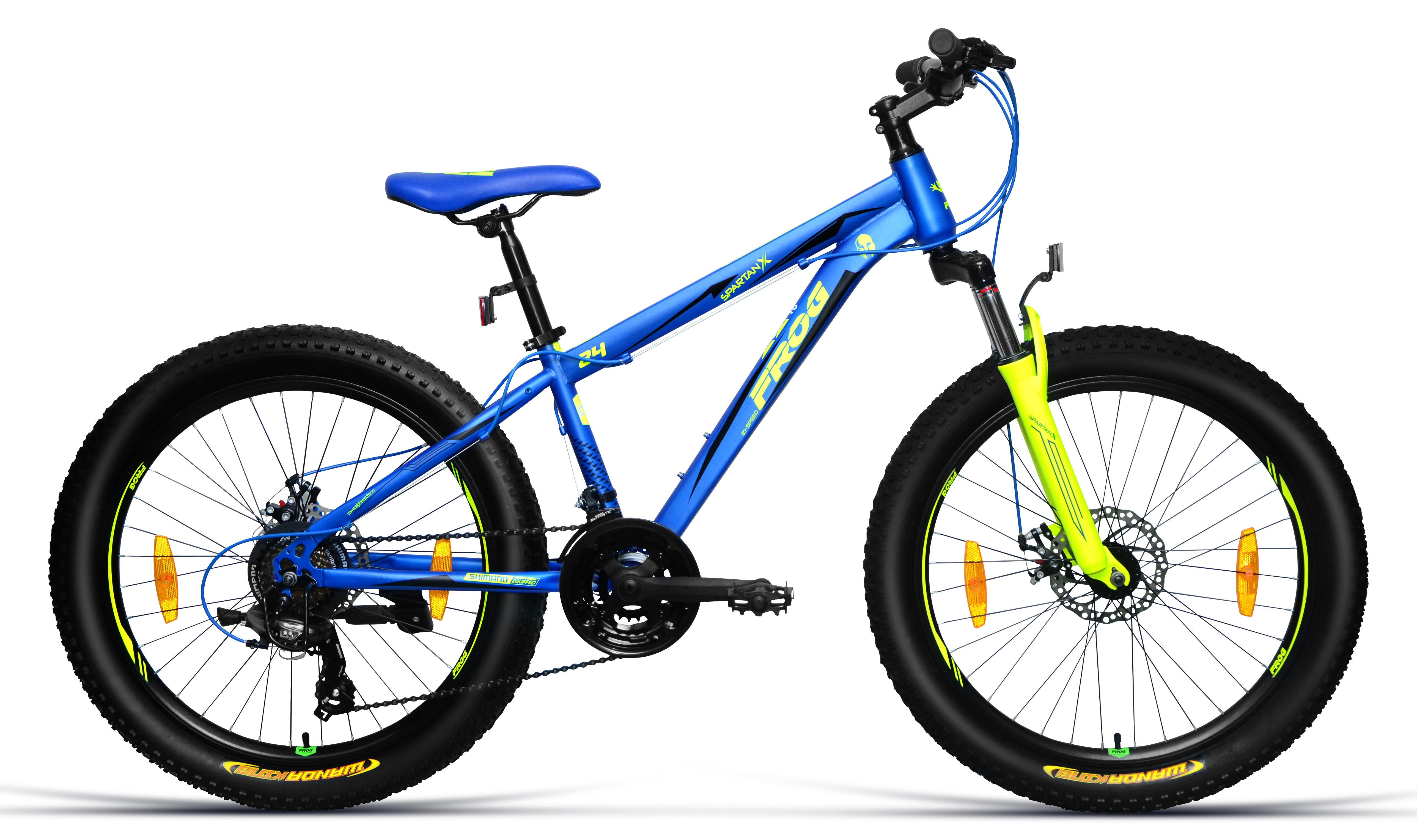 Buy Online Spartan X 24-inch Mens Bikes, Cycles in India | FROG Cycles