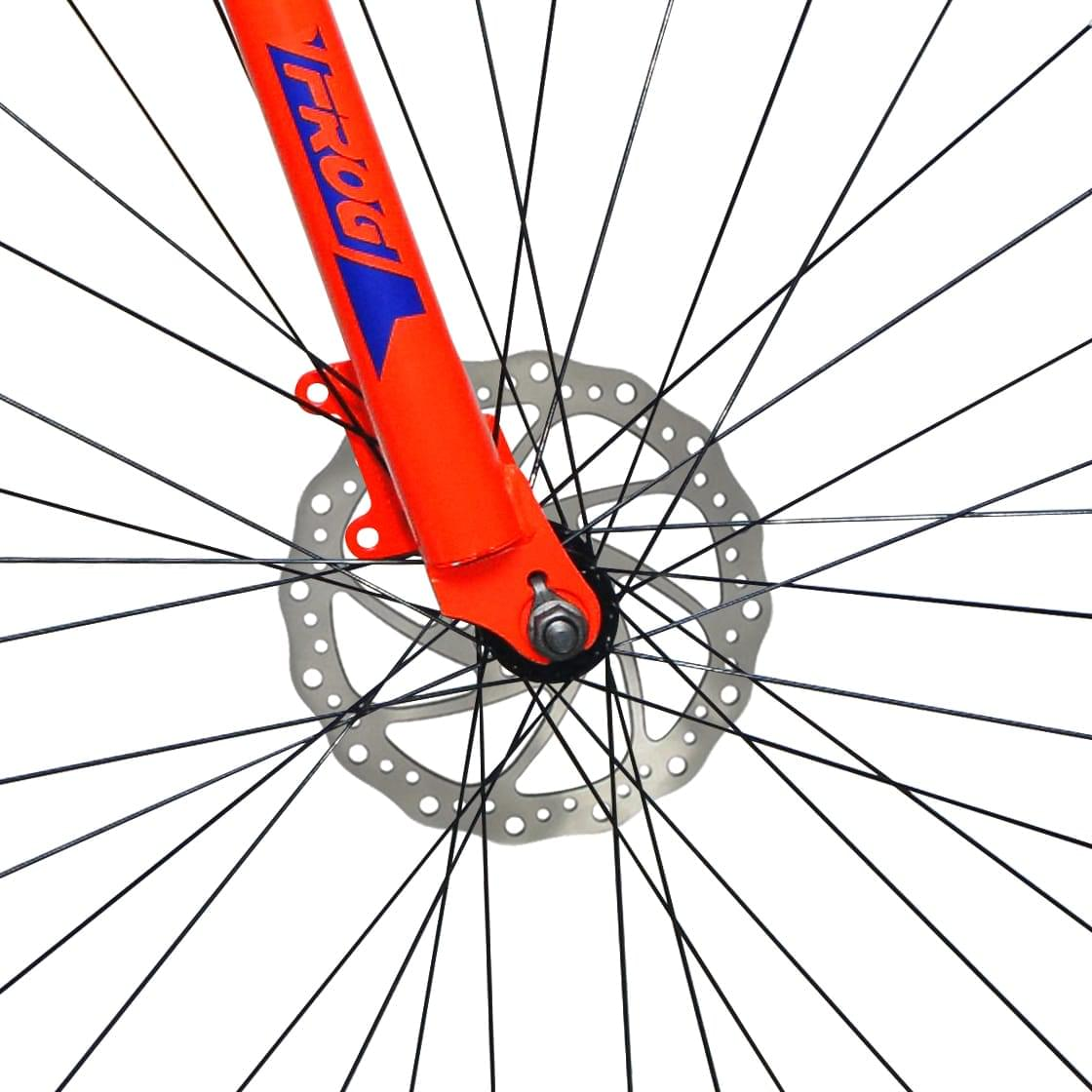 Hermes 26 Blue Orange (V-Brakes) image 3