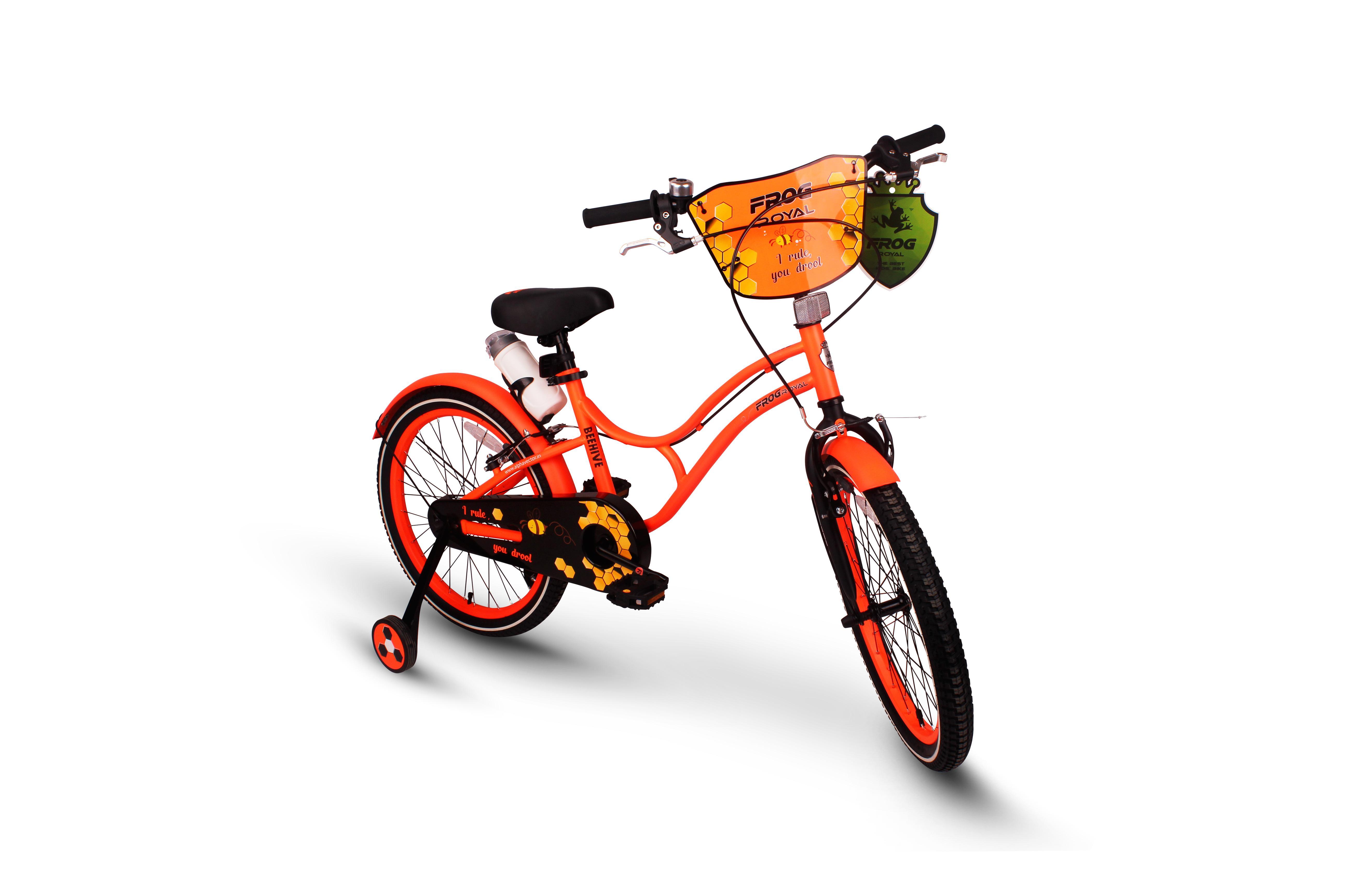 Beehive 14 (Orange color) image 2