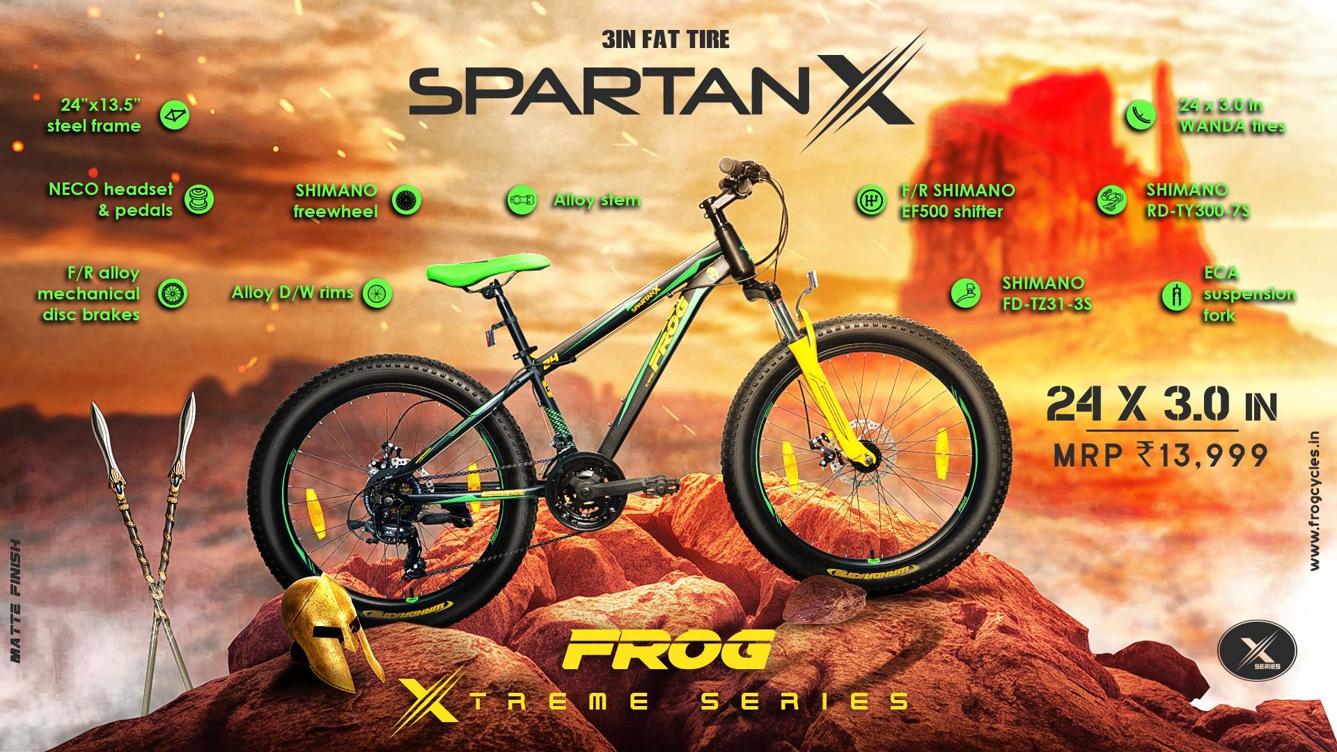 Spartan X 24 3 0 image 4