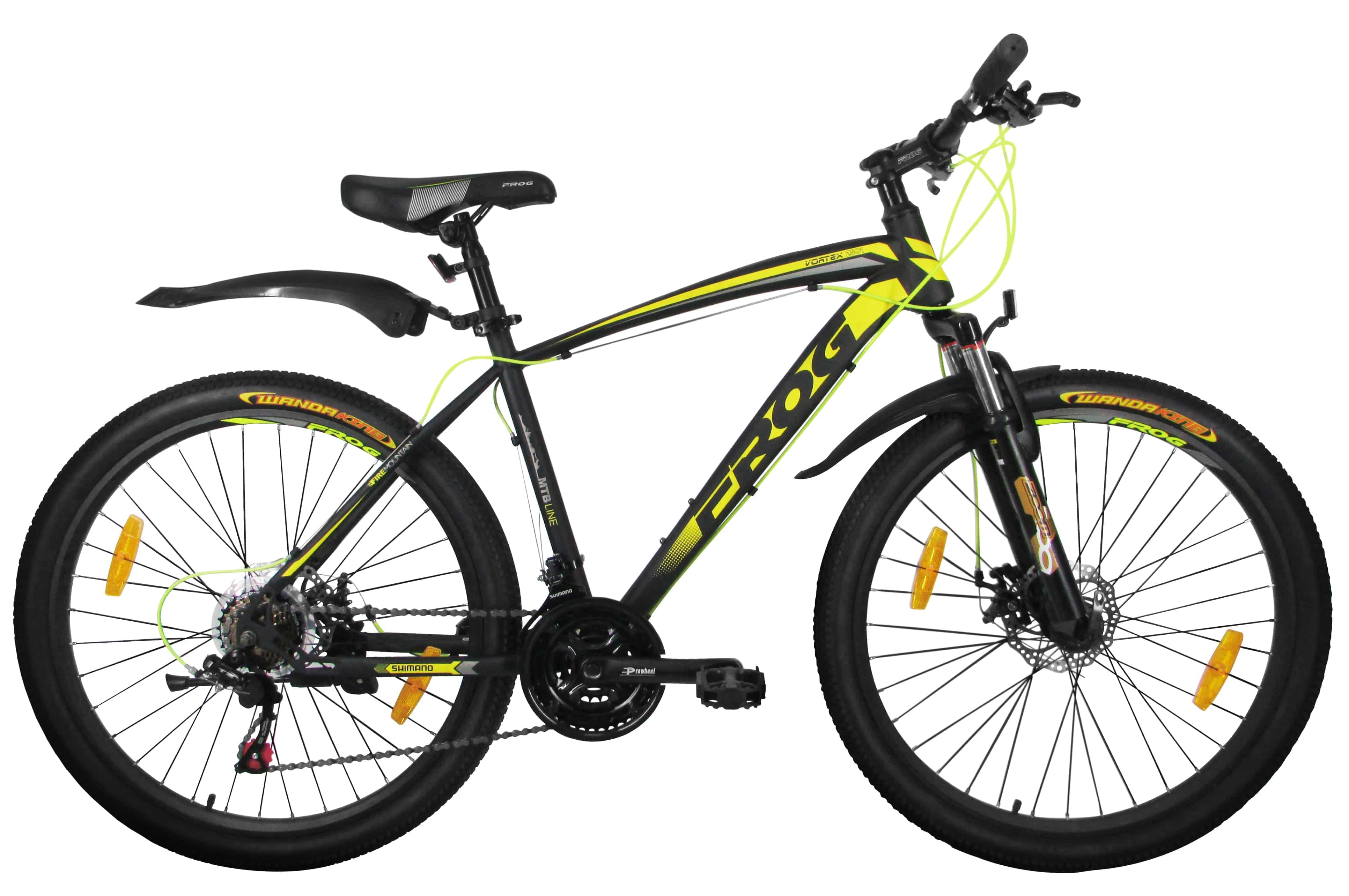 Vortex Z501 26 Black Yellow image 1