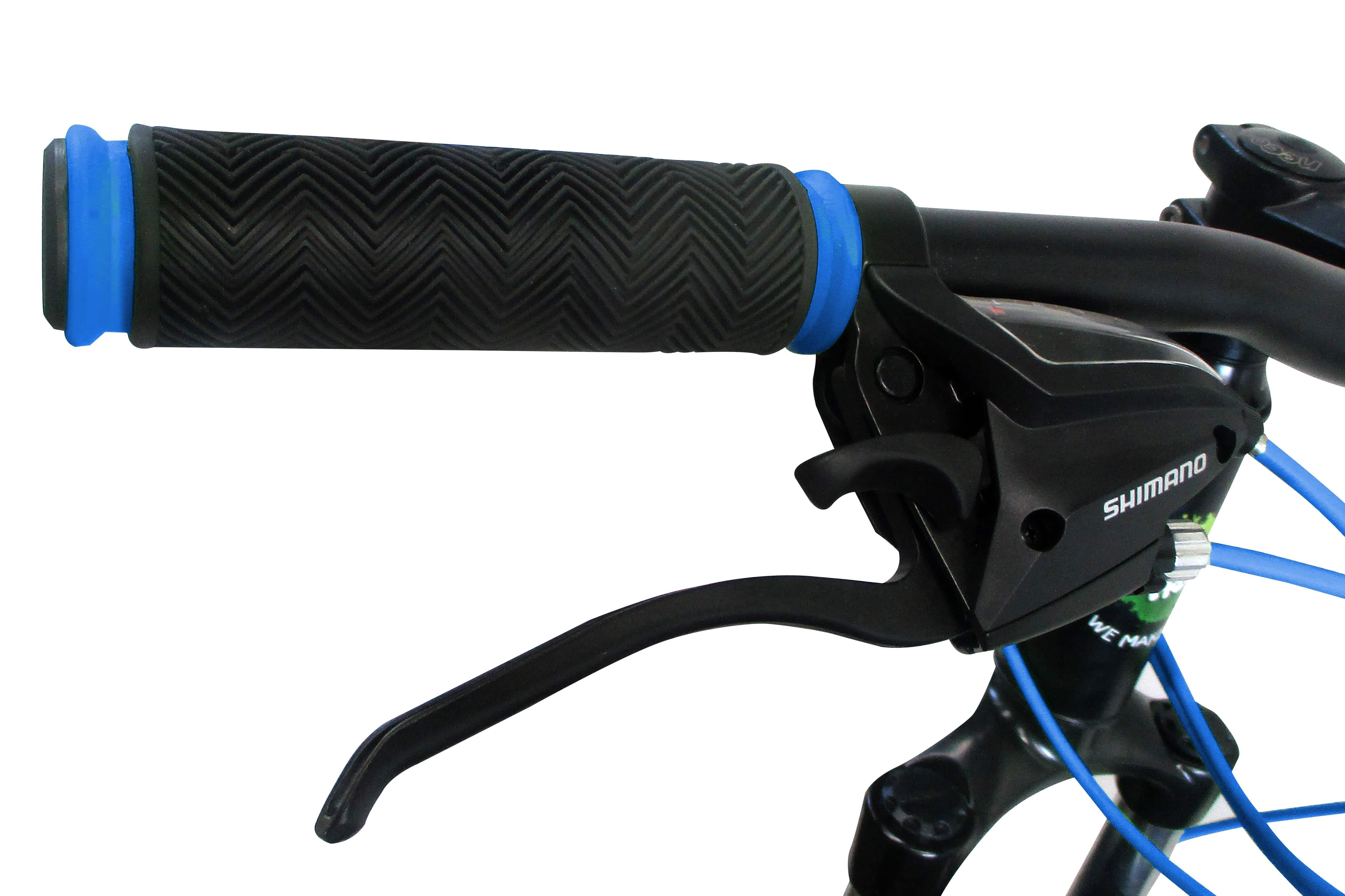Viper X 101 27 5 Black Blue image 4