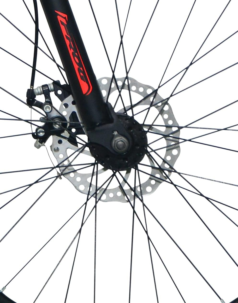 Superman 24 Red (V-Brakes) image 3