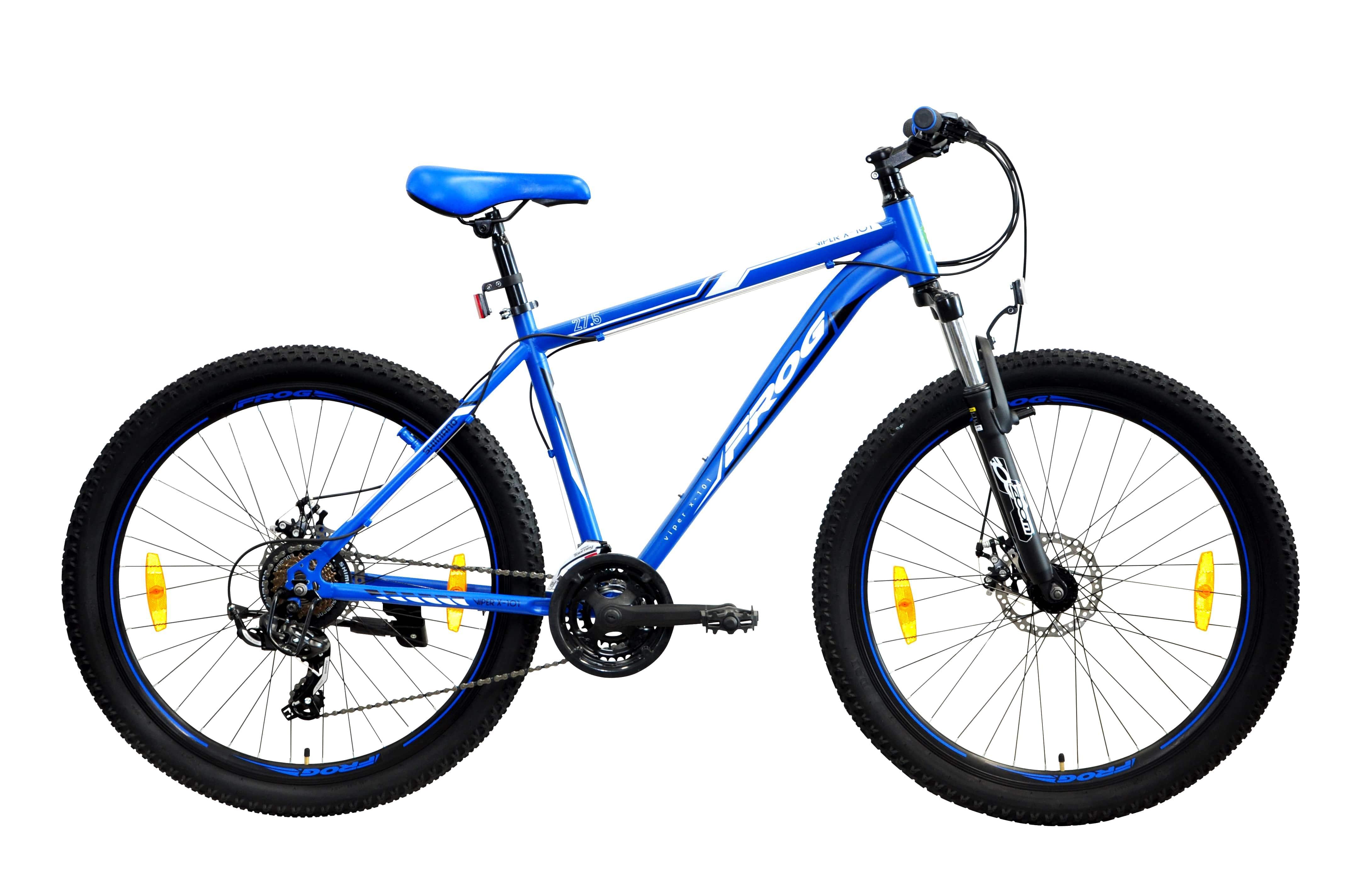 Viper X 101 27 5 Blue White image 1