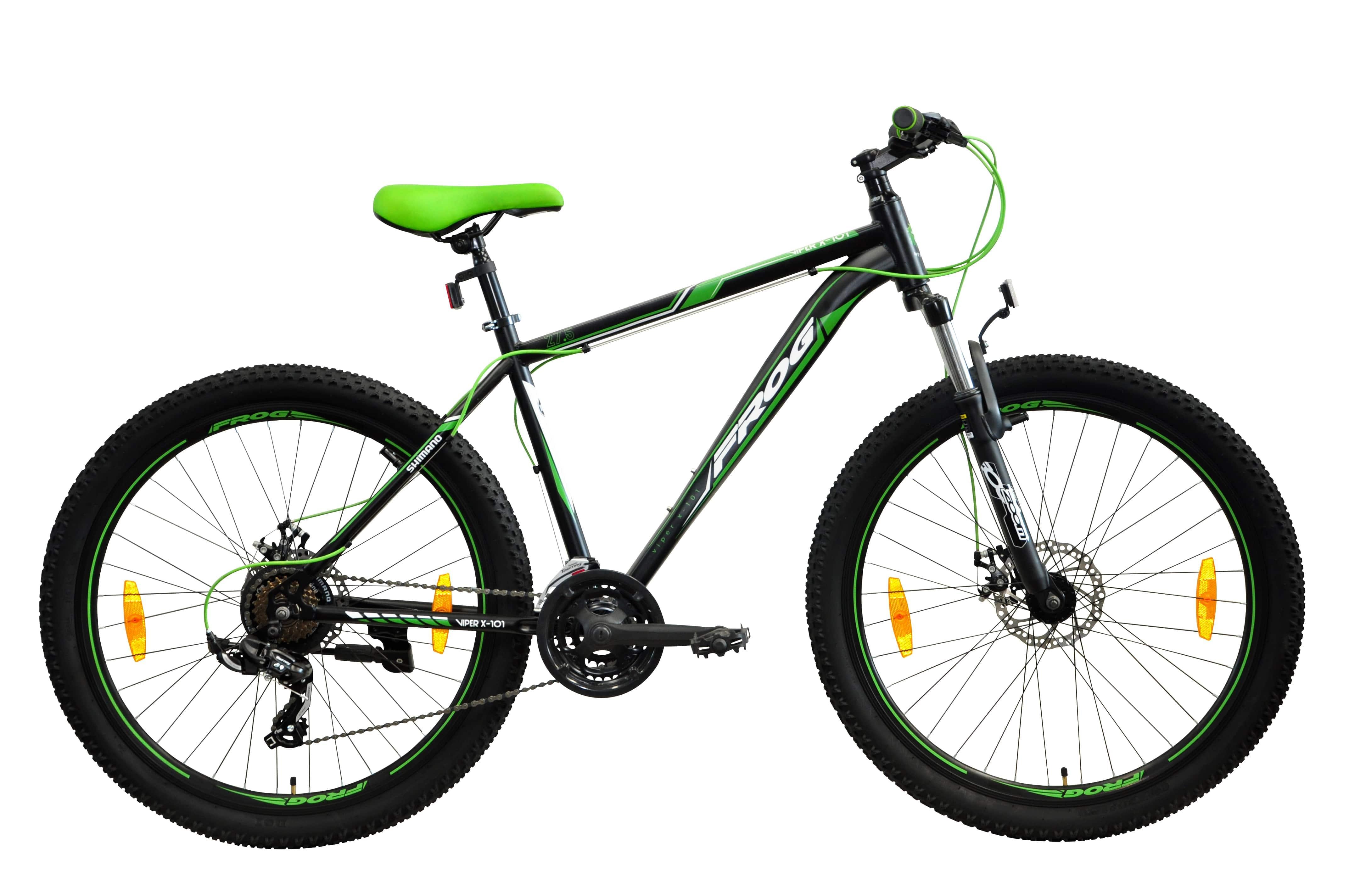Viper X 101 27 5 Black Green image 1