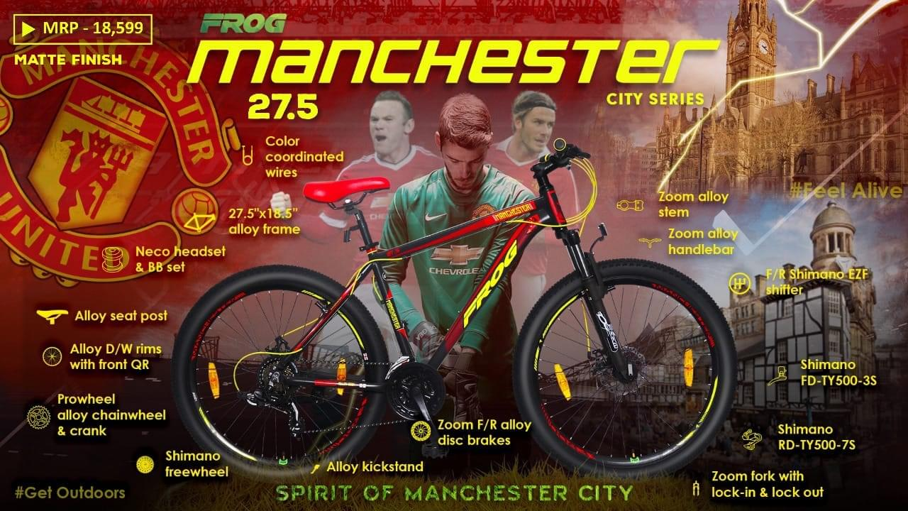 Manchester 27 5 Black Red image 2