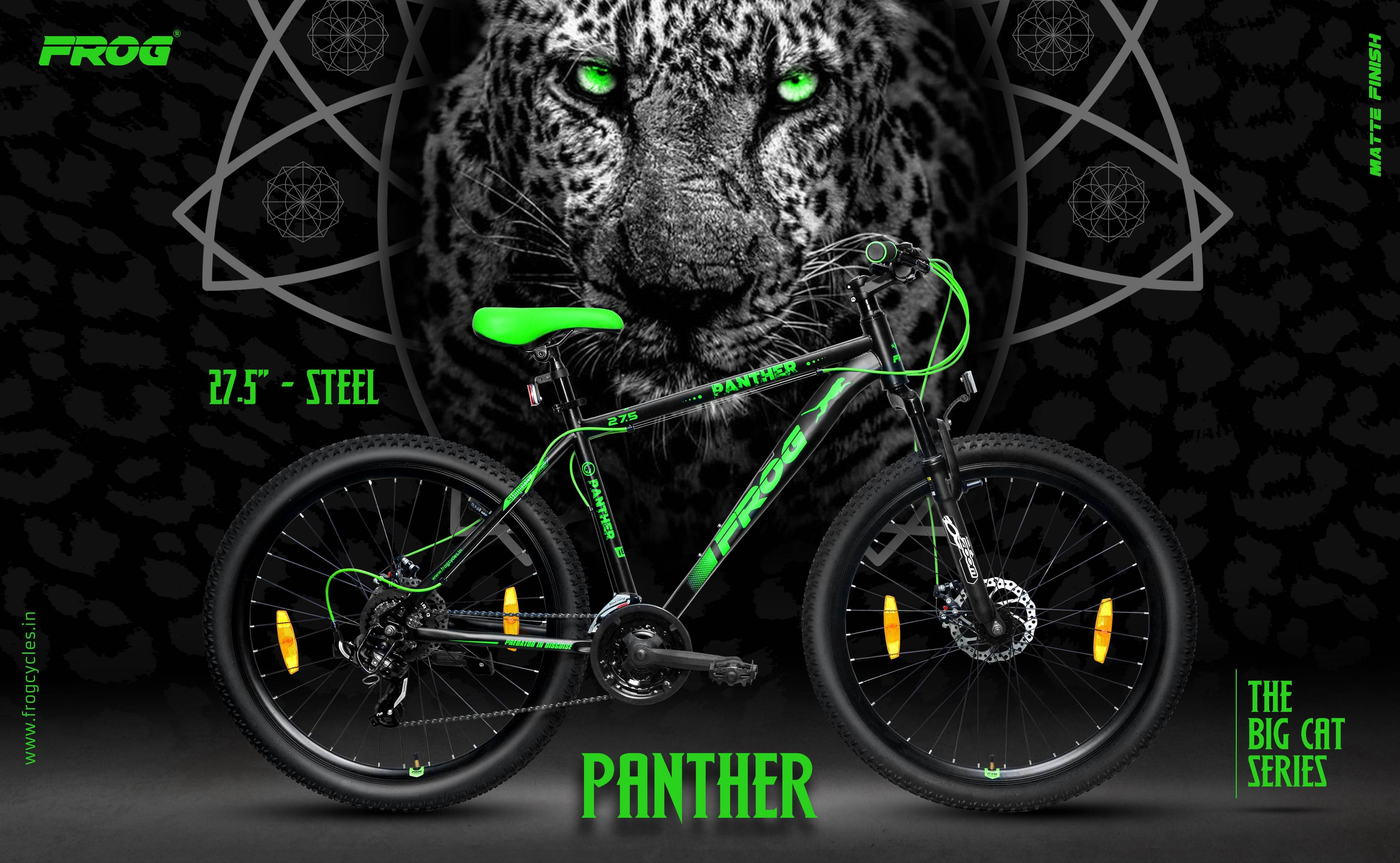 Panther 27 5 (Turquoise Color) image 4