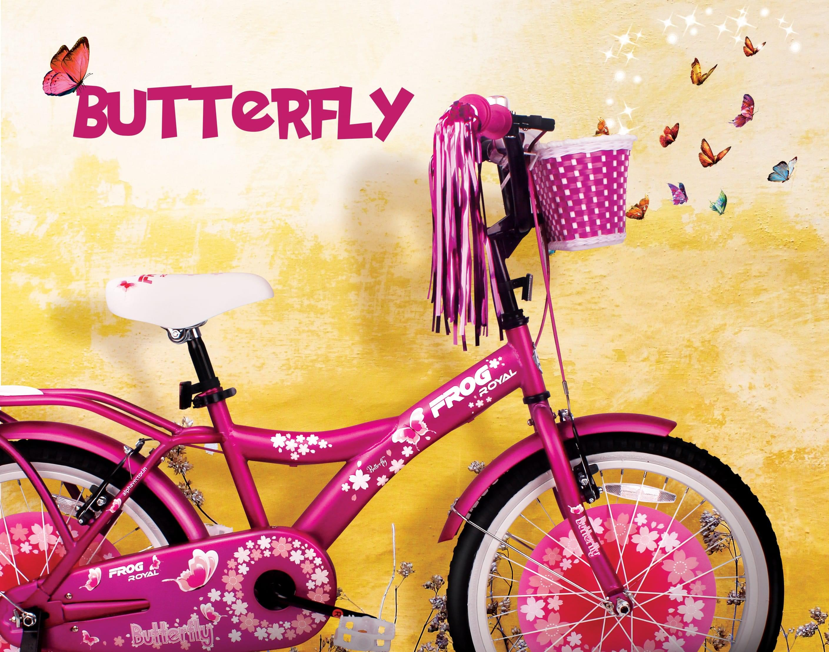 Butterfly 20 (Pink color) image 5