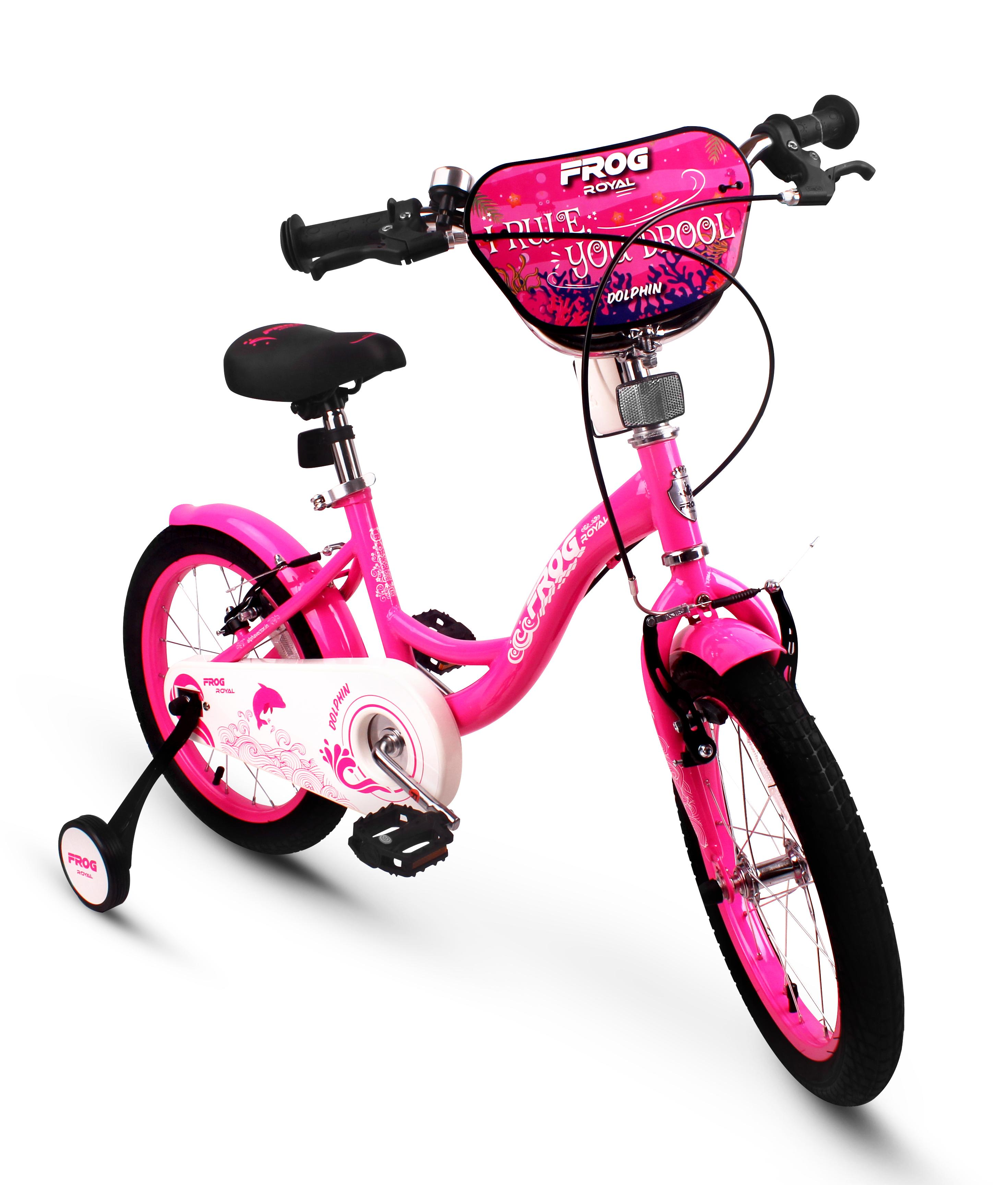 Dolphin 20 (Pink color) image 2