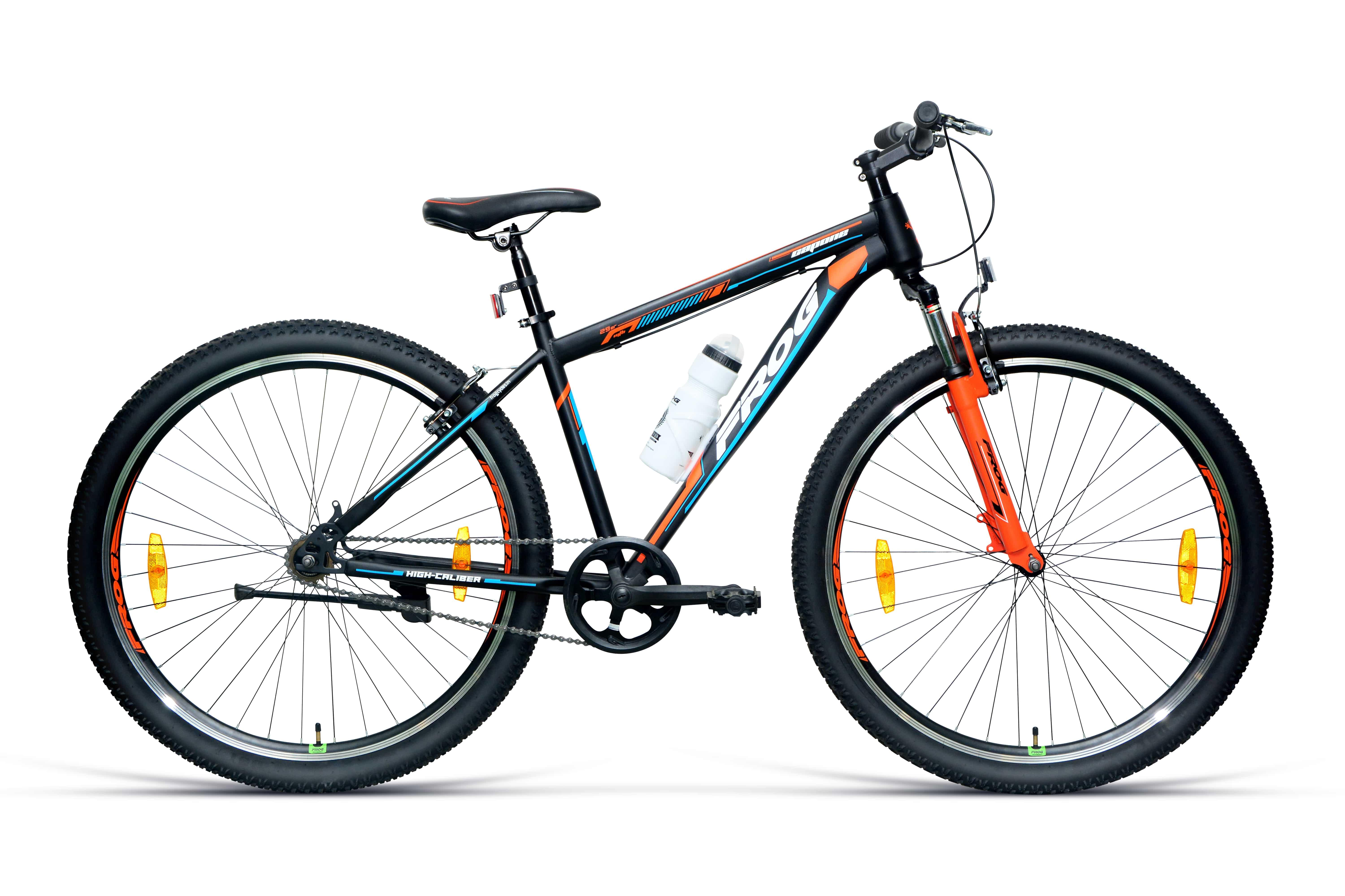 Capone 29 Orange Blue (Disc-Brakes) image 1