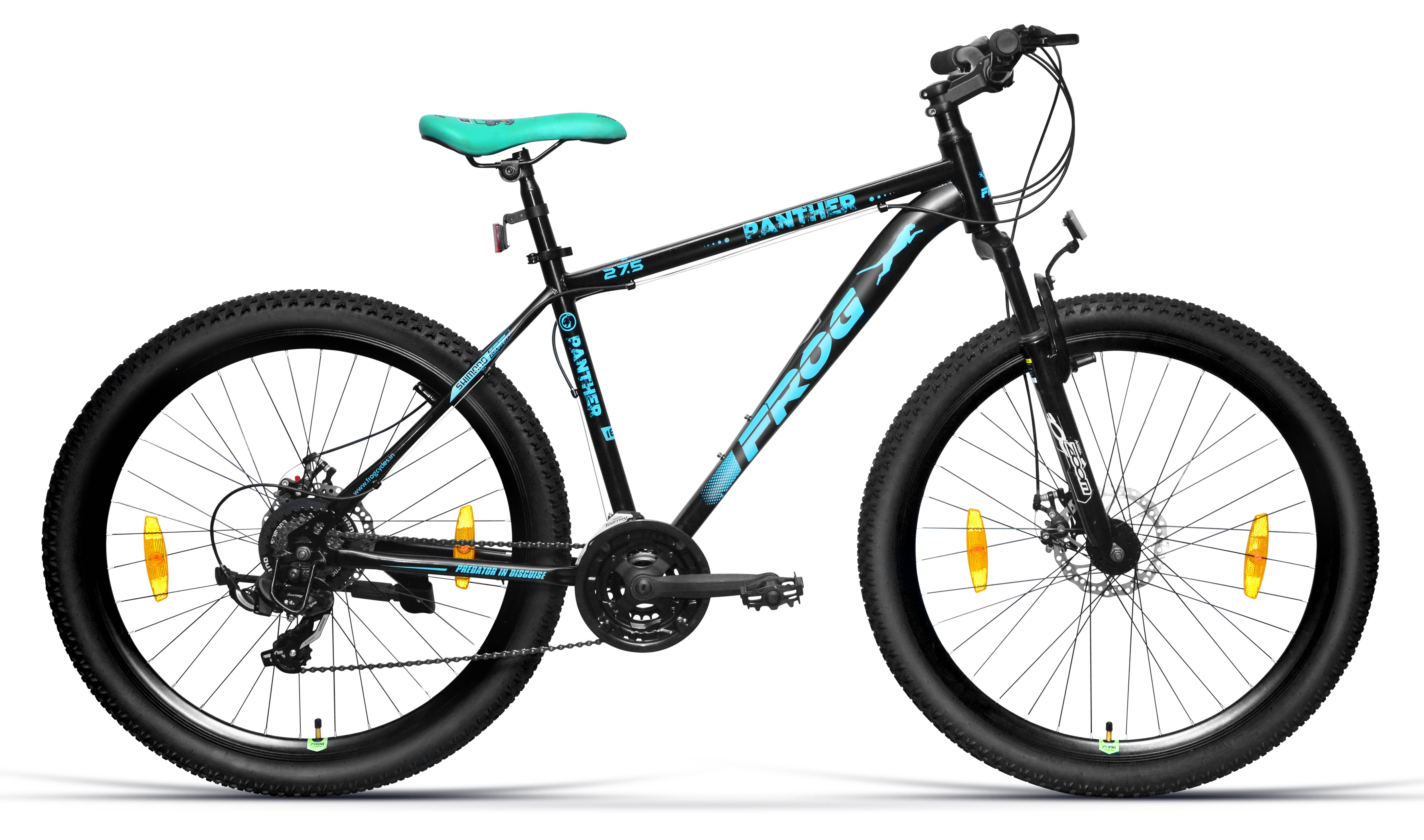 Panther 27 5 (Turquoise Color) image 3