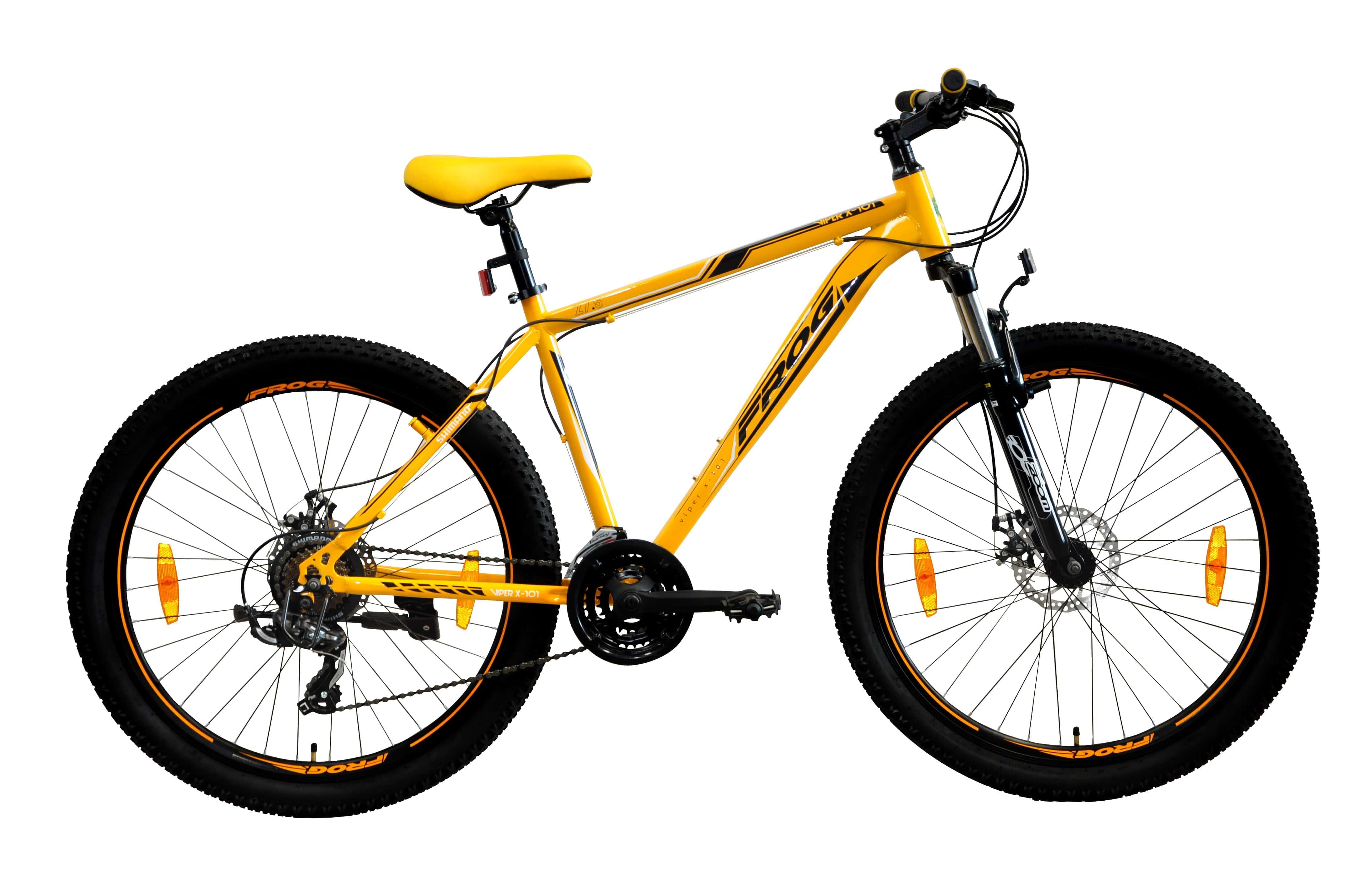 Viper X 101 27 5 Orange Gray image 1
