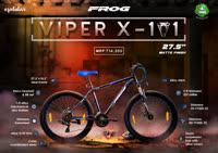 Viper X 101 27 5 Black Blue thumbnail image 2