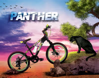 Panther 20 (Orange color) thumbnail image 5