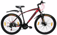 Vortex Z501 26 Black Red