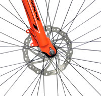 Capone 29 Orange Blue (Disc-Brakes) thumbnail image 2