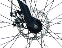 Assassin 27 5 Red Black (Disc-Brakes) thumbnail image 3