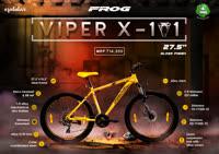 Viper X 101 27 5 Orange Gray thumbnail image 2