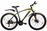 Vortex Z501 26 Black Yellow