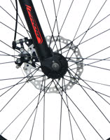 Superman 24 Red (V-Brakes) thumbnail image 3