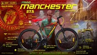 Manchester 27 5 Black Red thumbnail image 2