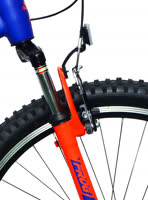 Hermes 26 Blue Orange (V-Brakes) thumbnail image 2