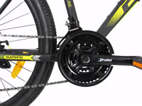 Vortex Z501 26 Black Yellow thumbnail image 5