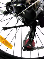 Vortex Z501 26 Black Red thumbnail image 2